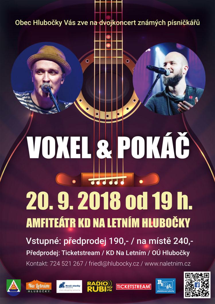 Pozvánka Voxel & Pokáč