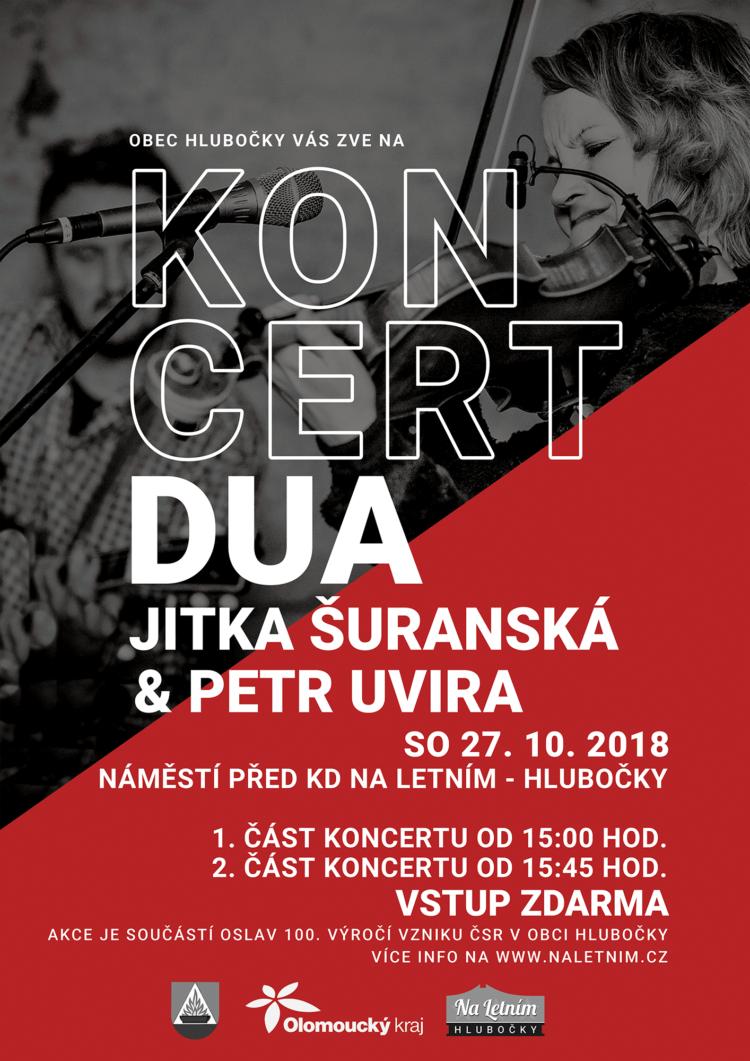 Jitka Šuranská & Petr Uvira