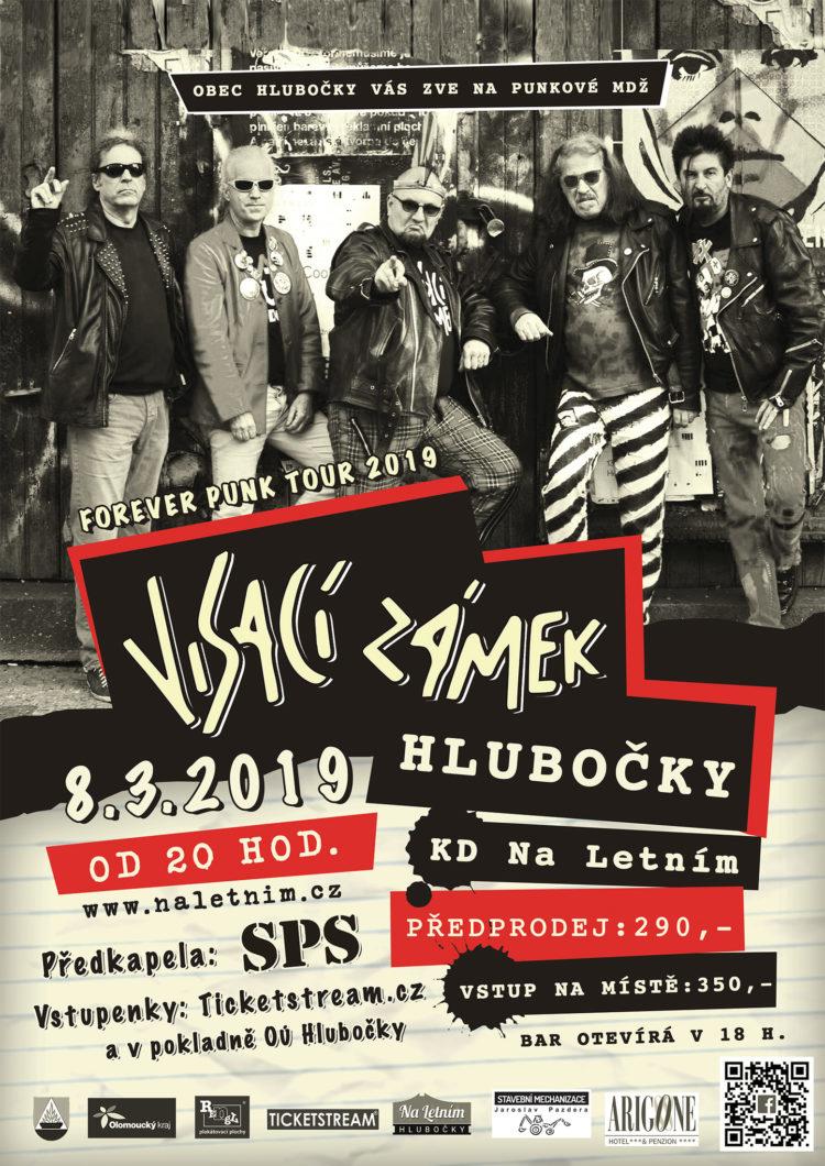 Visací zámek & SPS - KD Na Letním - Hlubočky 8. 3. 2019