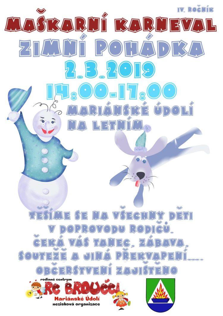 Karneval RC Broučci