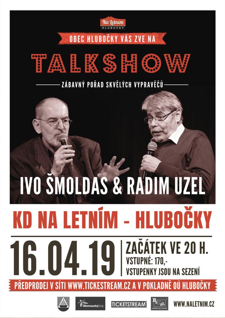 Ivo Šmoldas a Radim Uzel Na Letním - Hlubočky