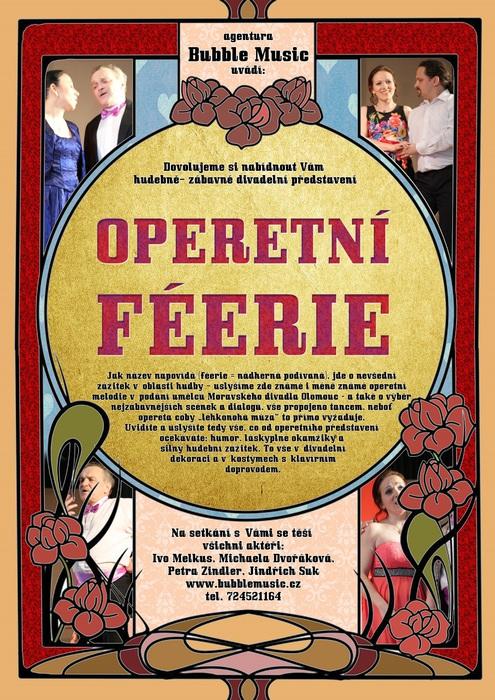 Operetní féerie
