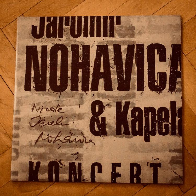 LP Vinyl Jaromír Nohavica