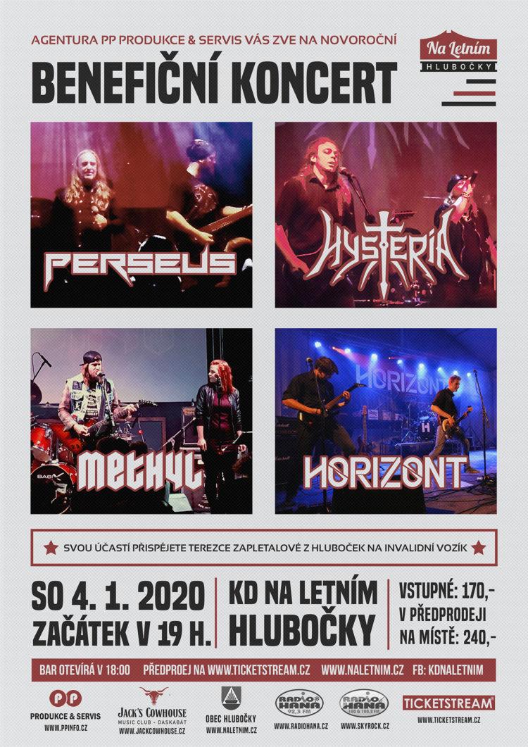 Novoroční benefiční koncert