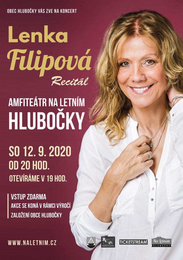 Lenka Filipová - Hlubočky