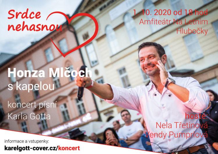 Karel Gott Cover - Honza Mlčoch - Hlubočky