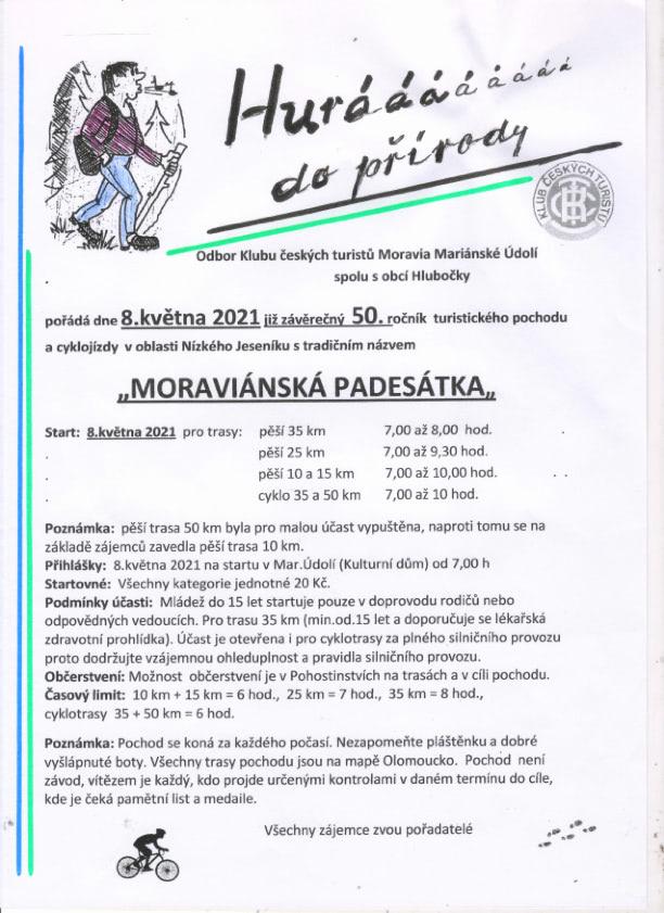 Moravianská 50. 2021